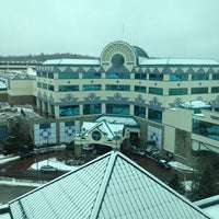 Photo taken at Grand Pequot Tower by James D. on 2/24/2012