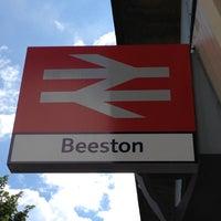 Photo taken at Beeston Railway Station (BEE) by Jonathan B. on 8/25/2012