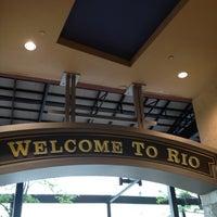 Photo taken at RIO Entertainment Center by Adri T. on 8/3/2012