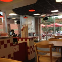 Photo taken at Five Guys by Lee C. on 8/25/2012