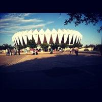 Photo taken at Hampton Coliseum by Felix S. on 5/8/2012