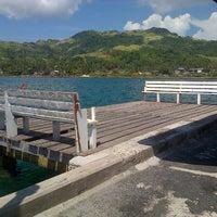 Photo taken at Pantalan (Zumarraga W. Samar) by Rye D. on 8/18/2012