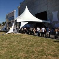 Снимок сделан в Expo Vale Sul пользователем Barbara .. 8/26/2012