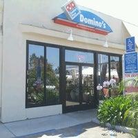 Photo taken at Domino's Pizza Team Ocean Beach by Dawnnella N. on 6/9/2012
