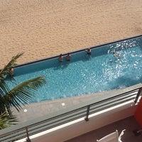 Photo taken at La Concha A Renaissance Resort by Felicia B. on 7/4/2012