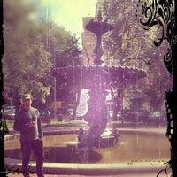 Снимок сделан в Площадь Ивана Франко пользователем Вовчик П. 6/7/2012