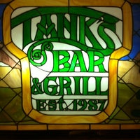 Photo taken at Tank's Bar & Grill by David S. on 5/29/2012