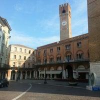 Photo taken at Piazza dei Signori by Cesare R. on 8/13/2012