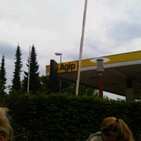 Photo taken at Agip by Gregor W. on 4/29/2012