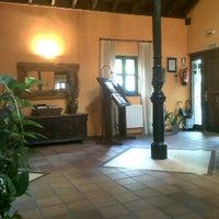 Foto tomada en El Cenador de los Canónigos por Cristina M. el 2/2/2012