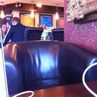 Photo taken at Esquires Coffee House by Eoin K. on 3/12/2012