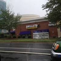 Photo taken at Skillets by NC DWI B. on 8/7/2012