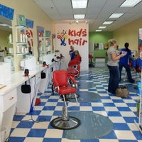 Photo taken at Kids Hair by Chris S. on 8/26/2012