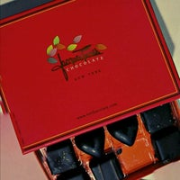 Photo taken at Jacques Torres Chocolate by Stephen F. on 2/14/2012