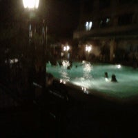 Photo taken at Swimming Pool Agas International Hotel by Asteria D. on 9/7/2012