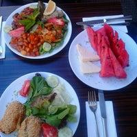 Photo taken at Deep Restaurant & Bistro by Arzu E. on 6/18/2012