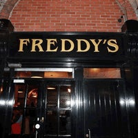 Photo taken at Freddy's Bistro by Mark J. on 4/8/2012