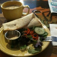 Photo taken at Twisted Tree Cafe by Joanne C. on 3/29/2012