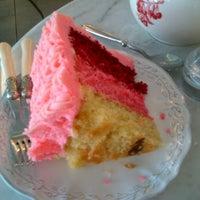 Photo taken at Belle's Patisserie by Akira L. on 6/30/2012