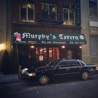 Photo taken at Murphy's Tavern by Josh C. on 4/2/2012