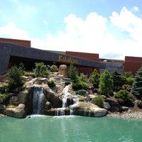 Photo taken at Kalahari Resort by Steve H. on 6/22/2012