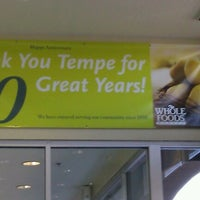 Photo taken at Whole Foods Market by Samra H. on 6/27/2012