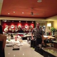 Photo taken at Toro-Tei Sushi by JORGEHRAMIREZ R. on 3/28/2012