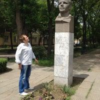 Photo taken at Бульвар Гагарина by Denis S. on 5/6/2012