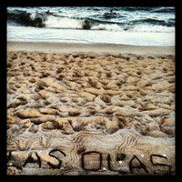 8/30/2012 tarihinde Petr K.ziyaretçi tarafından Fort Lauderdale Beach'de çekilen fotoğraf