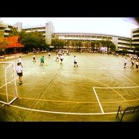Photo taken at Taweethapisek School by trust a. on 9/11/2012
