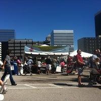 Photo taken at Downtown Clayton by Jzika H. on 9/9/2012