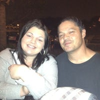 Photo taken at Rick's on the River by Nicole B. on 2/11/2012