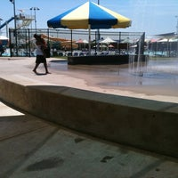Photo taken at The Bay Aquatics Center by Andrea N. on 7/20/2012