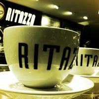 Photo taken at Caffè Ritazza by Lou B. on 7/13/2012