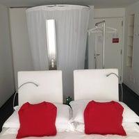 Foto scattata a Radisson Blu es. Hotel da Maria Cristina F. il 6/4/2012