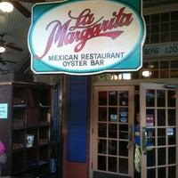Photo taken at La Margarita by Jim W. on 4/22/2012