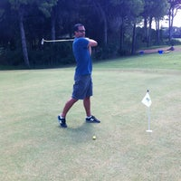 Photo taken at Cornelia Diamond Golf Resort & Spa by Selin T. on 8/15/2012