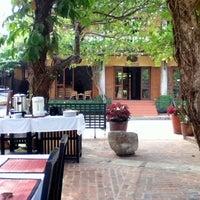 Photo taken at Sala Luang Prabang Annex by Jack B. on 3/13/2012