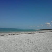 Photo taken at Fort DeSoto State Park by Kristen C. on 8/4/2012