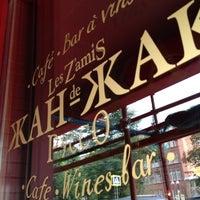 Снимок сделан в Жан-Жак пользователем Nataliya S. 9/3/2012