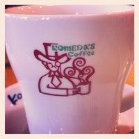 Photo taken at Komeda's Coffee by yosshi on 5/24/2012
