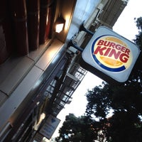 Photo taken at Burger King by VERSACE😈666 . on 7/3/2012