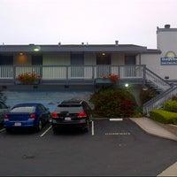 Photo taken at Days Inn Monterey Downtown by Julian W. on 7/23/2012