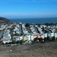 Photo taken at John McLaren Park Lookout Point by Greg W. on 9/8/2012