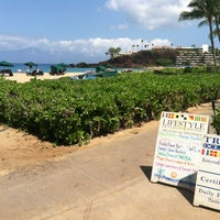 Photo taken at Trilogy Ocean Sports Kaanapali by Alice L. on 4/14/2012