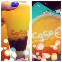 8/27/2012にOliviaがCoCo Fresh Tea & Juiceで撮った写真