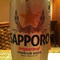Photo taken at Restaurante Sapporo - Itaim Bibi by Alex K. on 4/28/2012