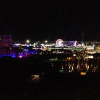 Photo taken at EDC Las Vegas by Jourdain D. on 6/9/2012