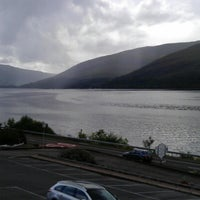 Photo taken at Clan MacDuff Hotel by Ariel B. on 8/29/2012