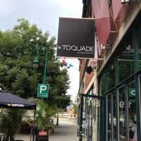 Photo taken at Restaurant LA TOQUADE by Linda T. on 7/16/2012